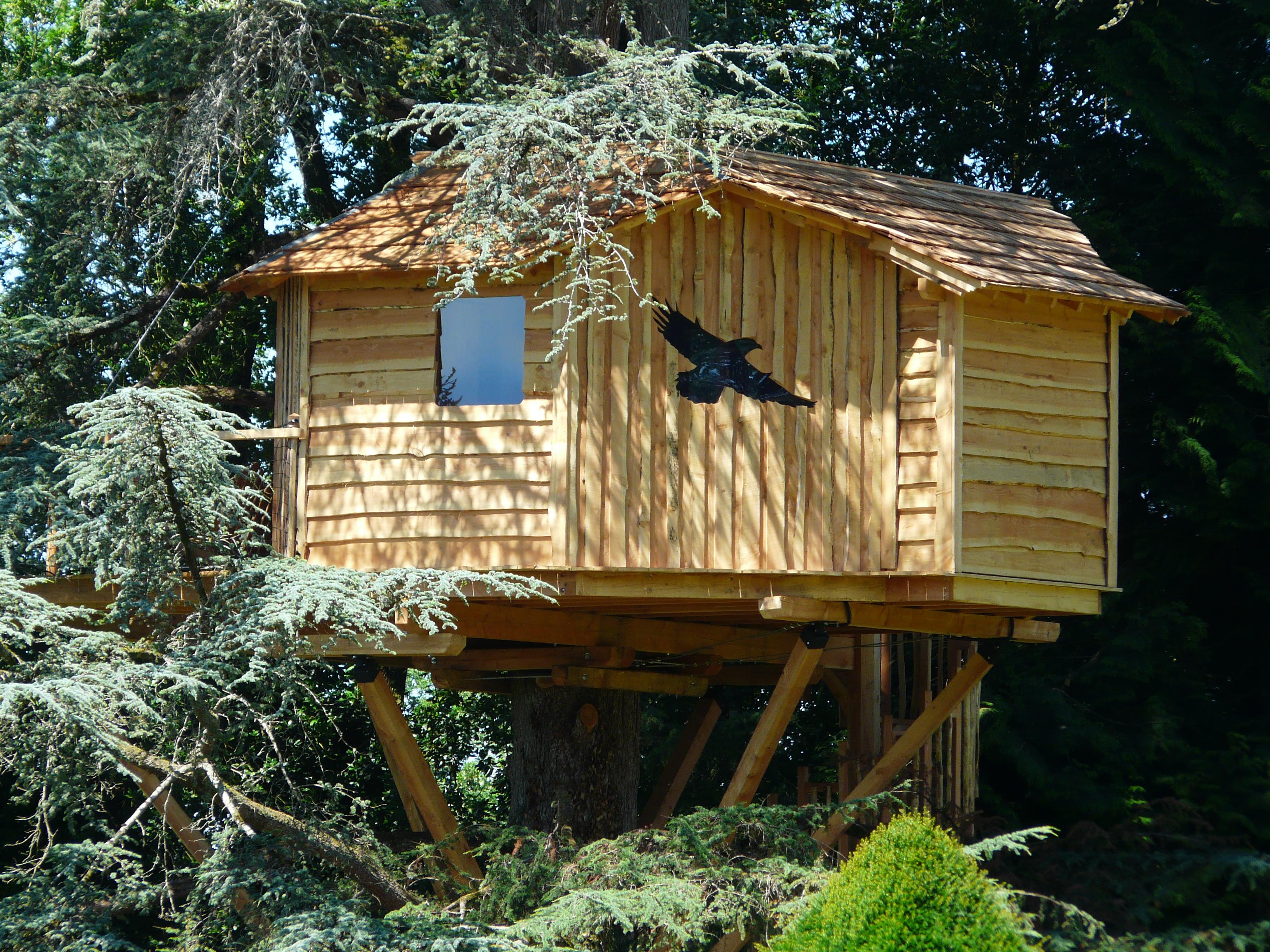Cabane Le Refuge des Aventuriers<br /> (2 pers)