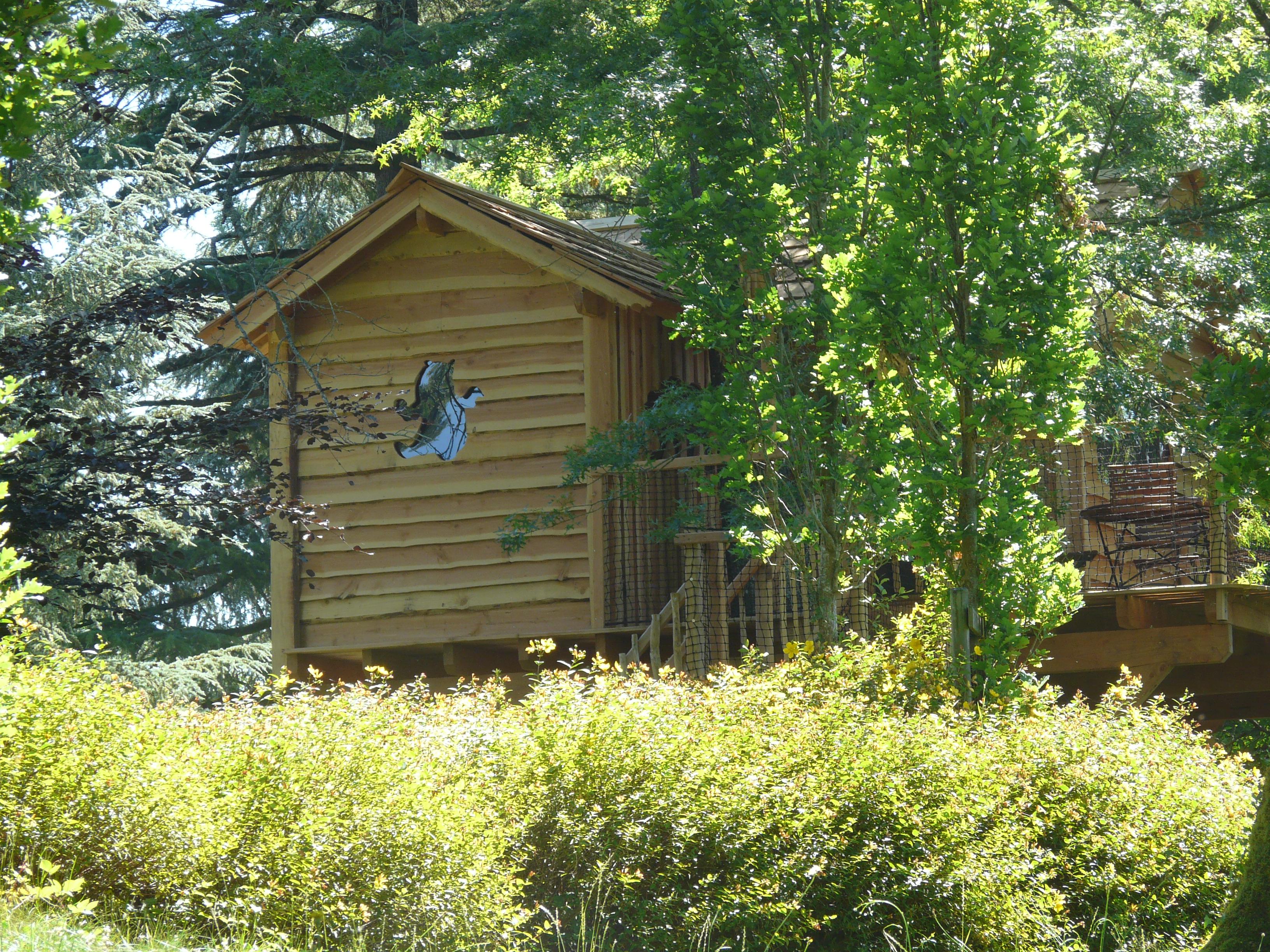 Cabane de la Grande Ourse (3 à 5 pers)