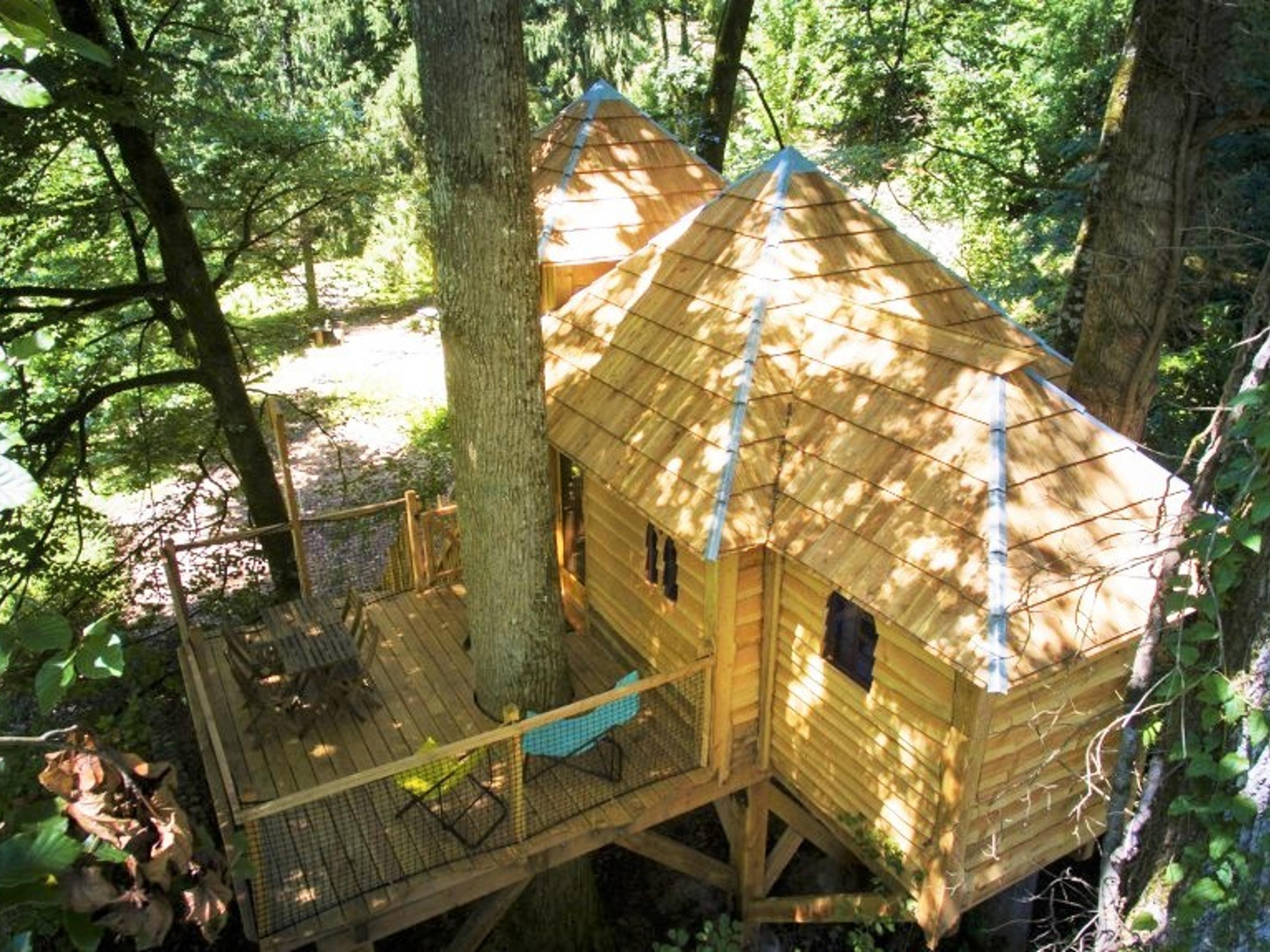 Cabane des Chevaliers (3 à 5 pers)