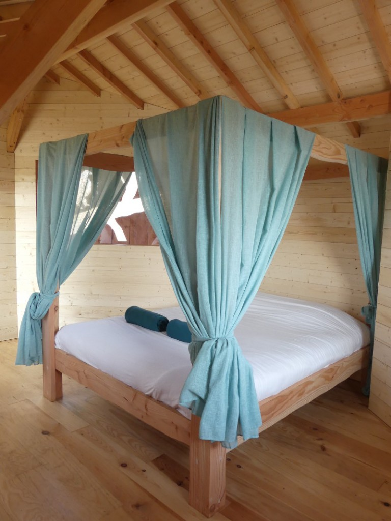 escapade romantique cabane